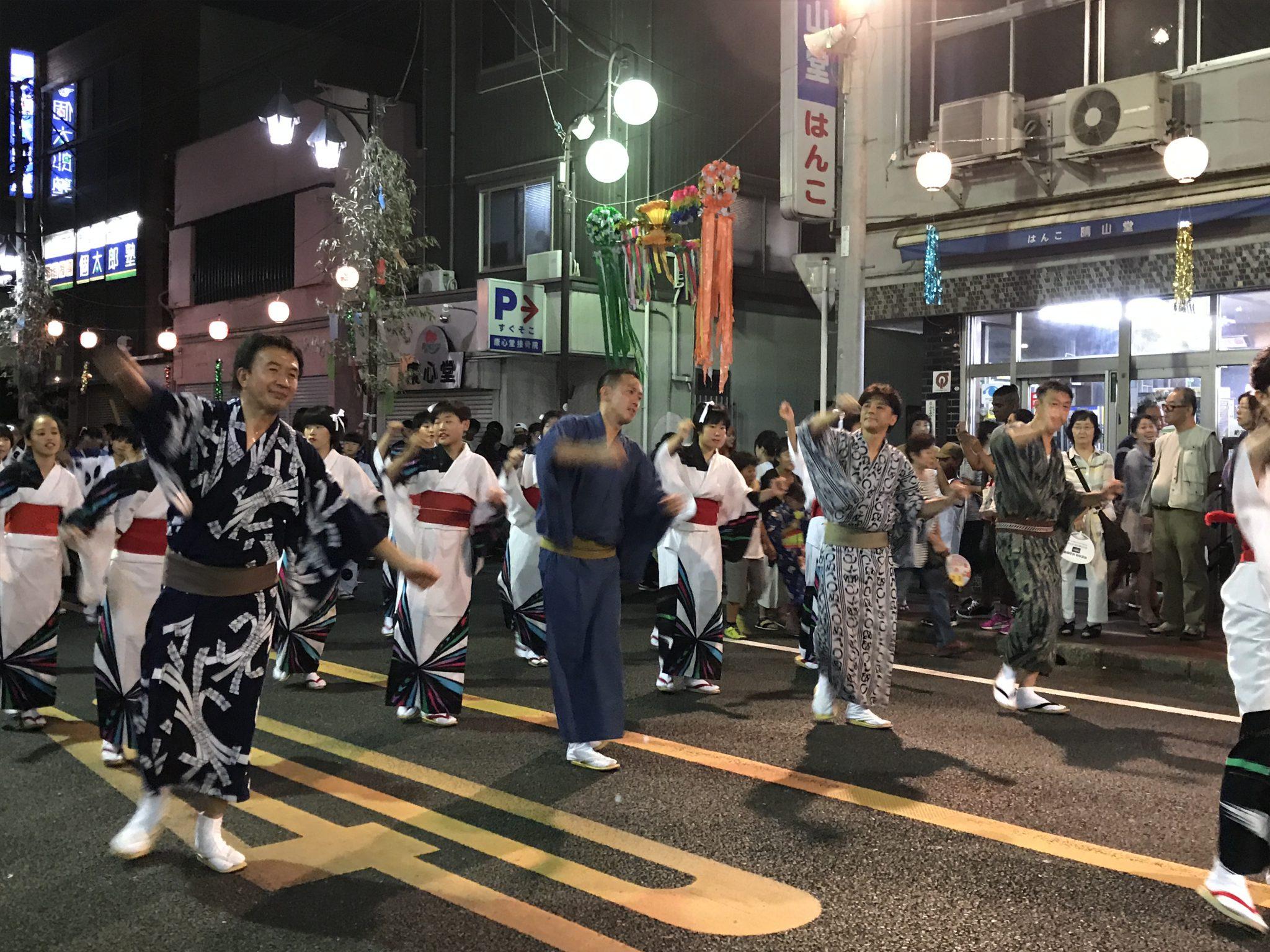 野田二中七夕優勝