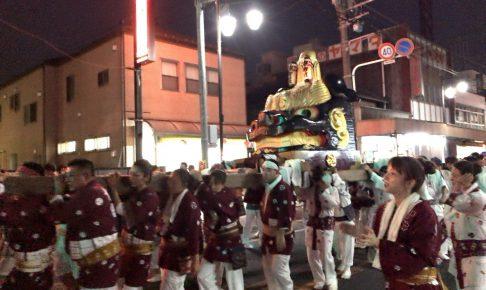 野田市神輿画像
