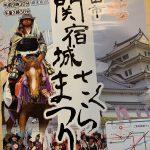 関宿城さくらまつり2020