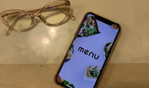 menuアプリ