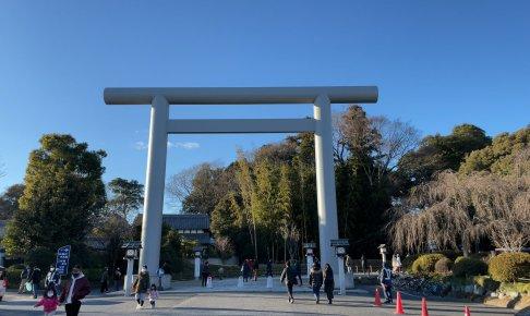 櫻木神社鳥居