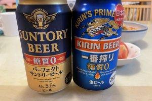 糖質0ビール画像
